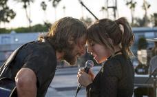 Bradley Cooper hace de Lady Gaga una estrella