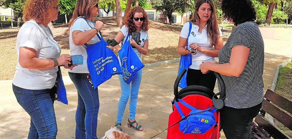 La Patrulla Azul de Molina combatirá el maltrato y defenderá la ordenanza de animales