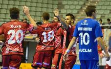 ElPozo Murcia se gusta ante Viña Albali Valdepeñas (7-2)
