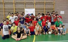 El fútbol sala llega a Almendricos con la participación de más de 40 jugadores en el Torneo de Pedanías