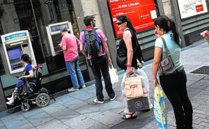 La liquidez de familias y empresas murcianas logra su máximo histórico