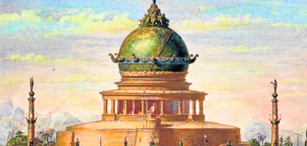 El murciano que ideó el fabuloso mausoleo de Colón