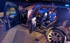 Hiere a 4 personas, una de ellas de gravedad, en un accidente en Totana y se da a la fuga a pie
