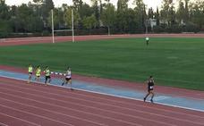 Los atletas de base protagonizan el Gran Premio Gráficas Mariano de atletismo
