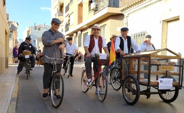 La tradición panocha manda en Santomera