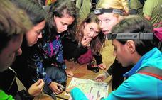 La travesía de montaña reúne a 351 participantes de 76 equipos