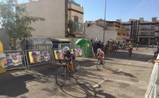 El Trofeo Interescuelas de Ciclismo reúne a 93 promesas regionales en el circuito del Colegio Ana Caicedo