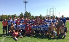 Lorca se impone en el Torneo de Rugby de los Juegos a los Marrajos de Adra