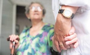 Murcia recupera el respiro familiar para grandes dependientes