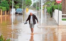 Balsas y diques en las ramblas evitarán inundaciones en más de una decena de localidades