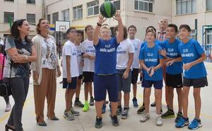 Casi 100.000 alumnos participarán este curso en el programa de actividad física y deporte en edad escolar