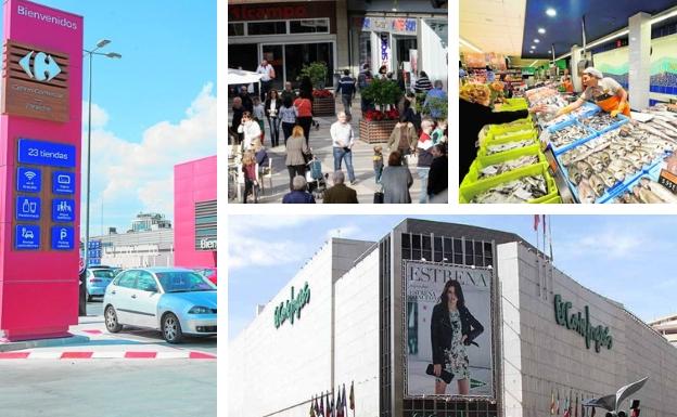 09d3fc4709f ¿Qué tiendas y supermercados abren el festivo del 12 de octubre en la  Región de Murcia