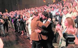El nuevo líder del PP manchego se une a los que quieren cercenar el Trasvase