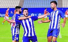 El Lorca FC se queda sin pólvora