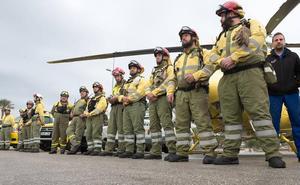 La Región registra su mejor dato de incendios forestales de los últimos 20 años