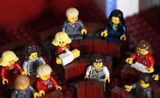 El Parlamento, un juego de niños