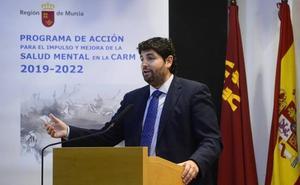 Un plan dotado de 6 millones de euros mejorará las condiciones de vida de las personas con problemas de salud mental