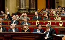 El independentismo se resquebraja y pierde la mayoría absoluta del Parlament