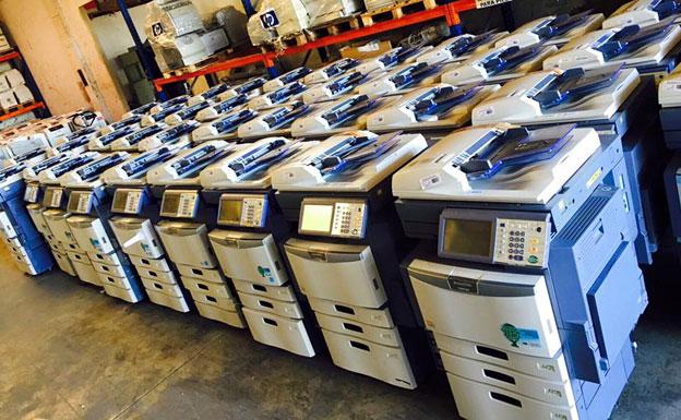 Setcomur, especialistas en soluciones eficientes de impresión