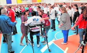 Un nuevo pabellón para atender la discapacidad