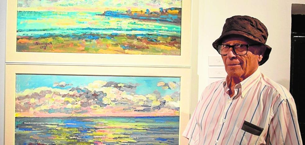 Fulgencio Saura Mira: «Uno vive con lo que ya ha vivido; y quisiera destruir lo que no es perfecto»