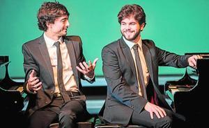 Los molinenses Iber Pianoduo logran de nuevo un premio internacional