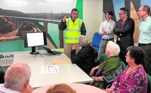 Adif cortará en Murcia el paso a nivel el 28 de febrero para soterrar y montará otra pasarela