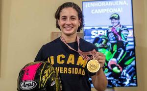 Ana Carrasco quiere defender su título o aprender en SSP
