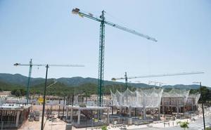 La construcción de viviendas en la Región se dispara con un crecimiento del 47%