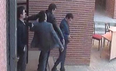 José López dice que recurrirá la filtración del vídeo de la patada ante la Agencia de Protección de Datos