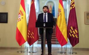 Murcia ofrece al Gobierno balear medios técnicos y humanos para labores de rescate