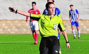 La murciana Martínez Madrona arbitra dos partidos en Malta