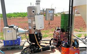 La UPCT analiza un sistema de evaporación de aguas salobres para desaladoras e industrias