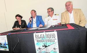 La Armada organiza este fin de semana su primer trofeo de vela latina