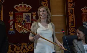 Esther Clavero volverá a presentarse a la alcaldía de Molina de Segura