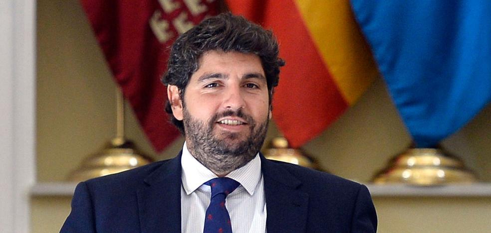 López Miras: «En el progreso no hay sitio para los que quieren romper España»