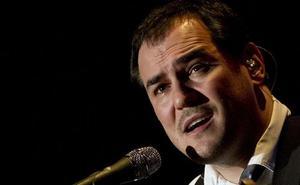 Ismael Serrano repasa mañana en Cartagena sus 20 años de carrera sobre los escenarios