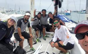 El murciano Julio Bernardeau gana el XXVIII Campeonato de Veleros Oceánicos 2018 en Perú