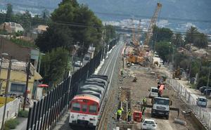 Adif intentará que el AVE llegue a mediados de 2020 con cuatro vías en la estación