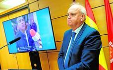 Martínez-Oliva: «El PSOE cree que las obras de soterramiento son su cortijo»