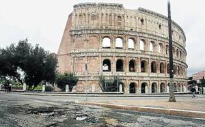 La caída de Roma