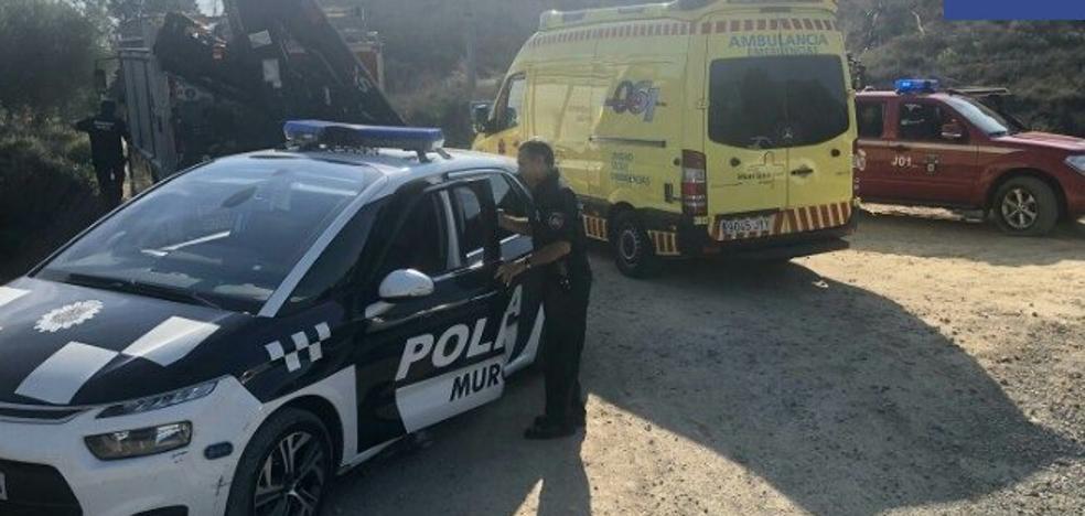 Heridos tres ciclistas en sendos accidentes en Murcia, Santomera y Cartagena