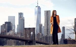 María Dueñas habla en Harvard de su «muy tardía» vocación como escritora