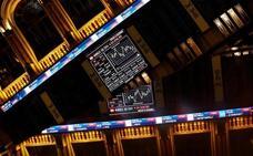 El Ibex pierde la barrera psicológica de los 9.000 puntos
