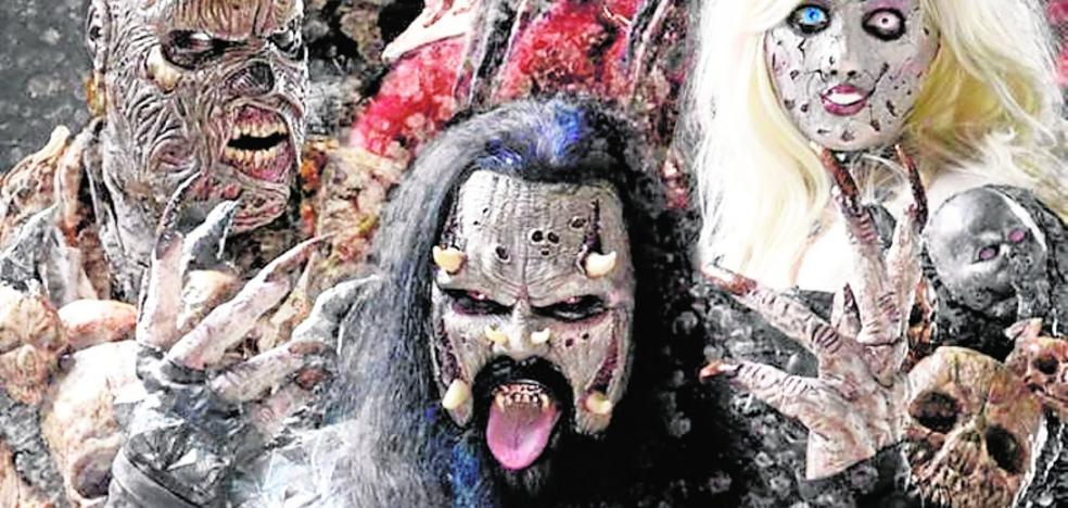 Lordi: «¿Quién quiere ver tocar a una banda sin sangre y calaveras humeantes?»