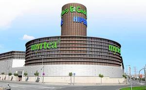 El centro comercial El Tiro se llama ahora Myrtea y tiene varias novedades