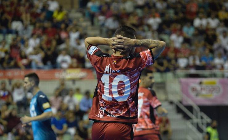 ElPozo deja de ser invicto tras perder en el Clásico (3-5)
