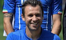 Cassano se retira del fútbol a los 36 años