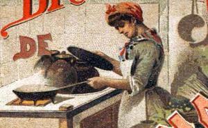 Mujer, cocina y machismo en el siglo XIX