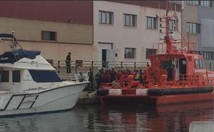 Interceptada una patera con once inmigrantes en Cartagena